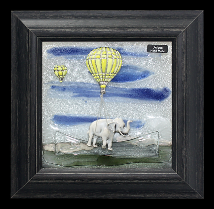 Slon na Žutom Balonu