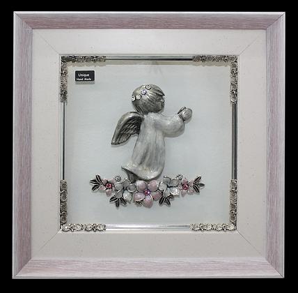 Anđeo u Molitvi sa Malim Krilima