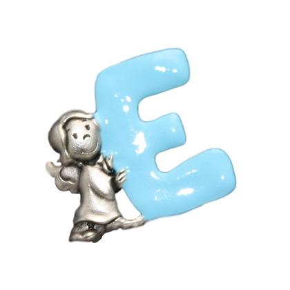 Medaljon slovo E