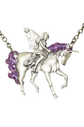 Medaljon Vila na konju