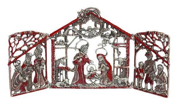 Božićne Jaslice Velike Crvene
