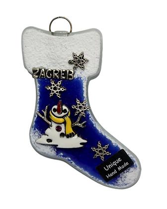 Božićna Staklena Čizmica