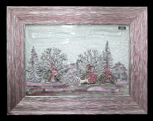 Biciklisti u Rozoj Šumi