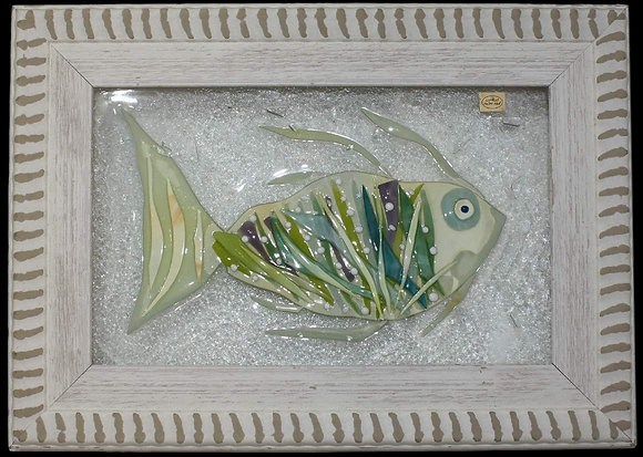 Žuta Riba sa Zelenim Prugama