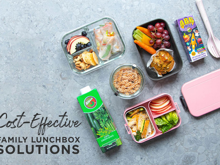 Cost-Effective Family Lunchbox Solutions