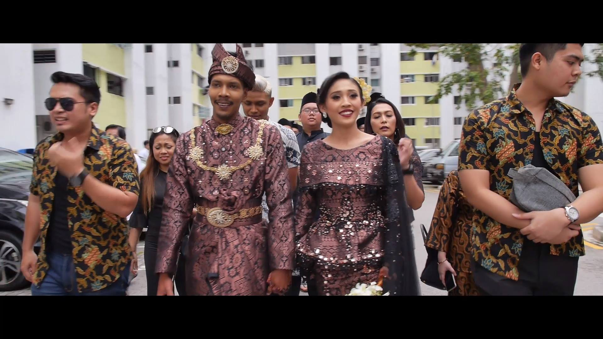 Highschool Sweetheart - Wedding Film of Faris & Syiqah