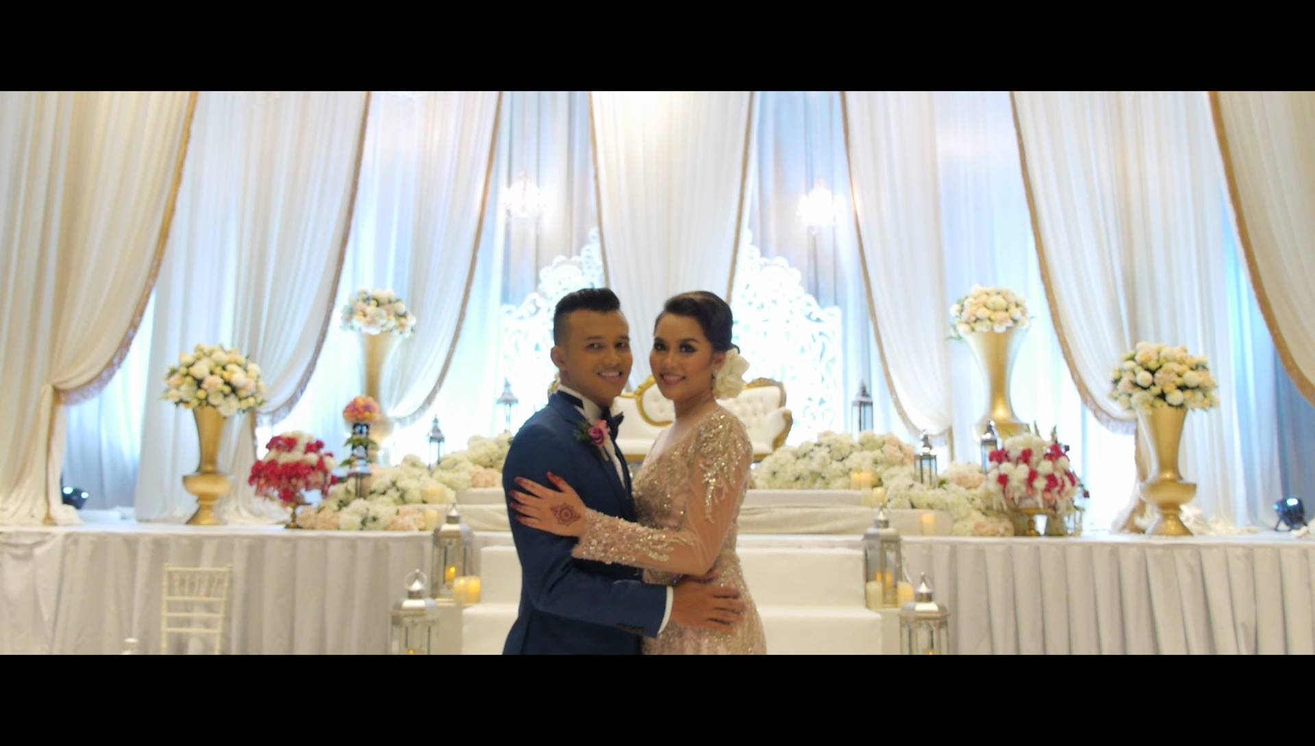 Shafiee & Natria's Wedding Film