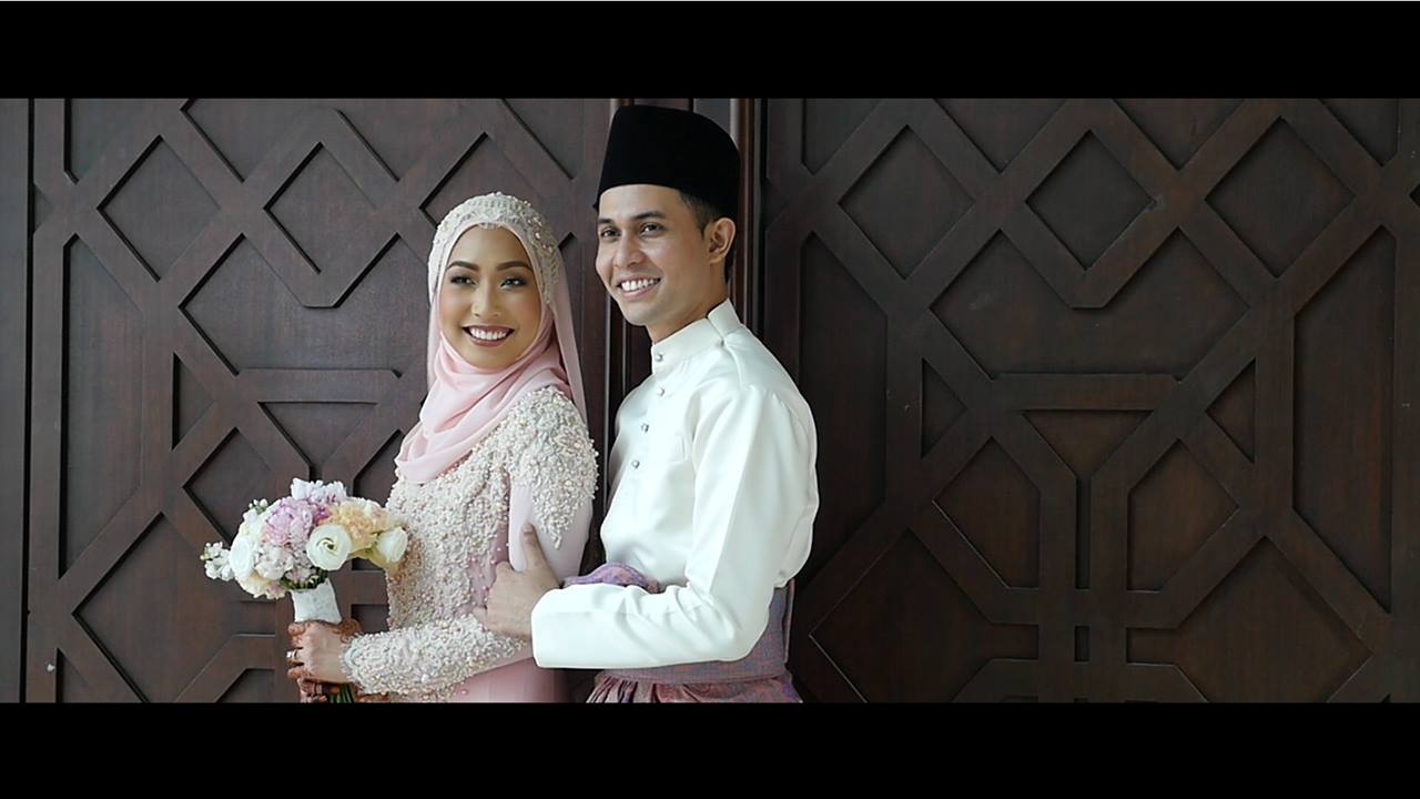 Bukhari & Fadillah's Wedding Trailer