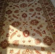 Wool Skin Rug