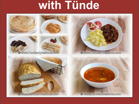 Season 2 Episode 5 Spring Cooking Series with Tunde