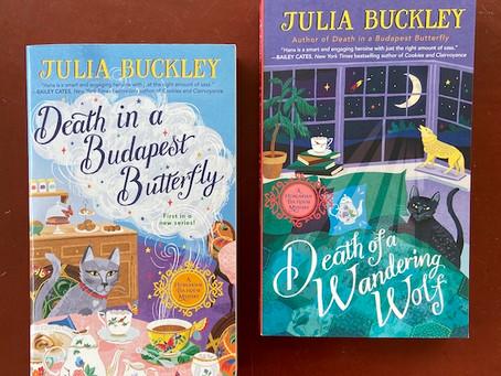 Author Talk: Julia Buckley S. 2 Ep. 17
