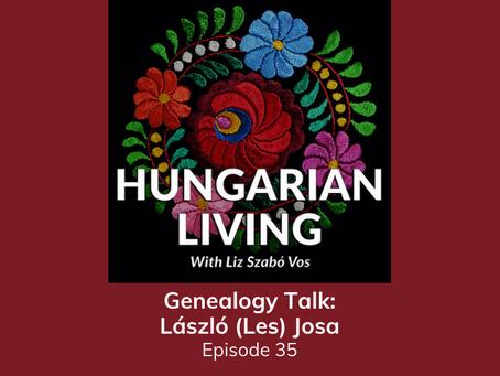Genealogy with Les Josa