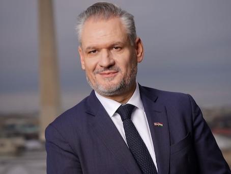 A Visit with Ambassador Takács S. 2 Ep. 15