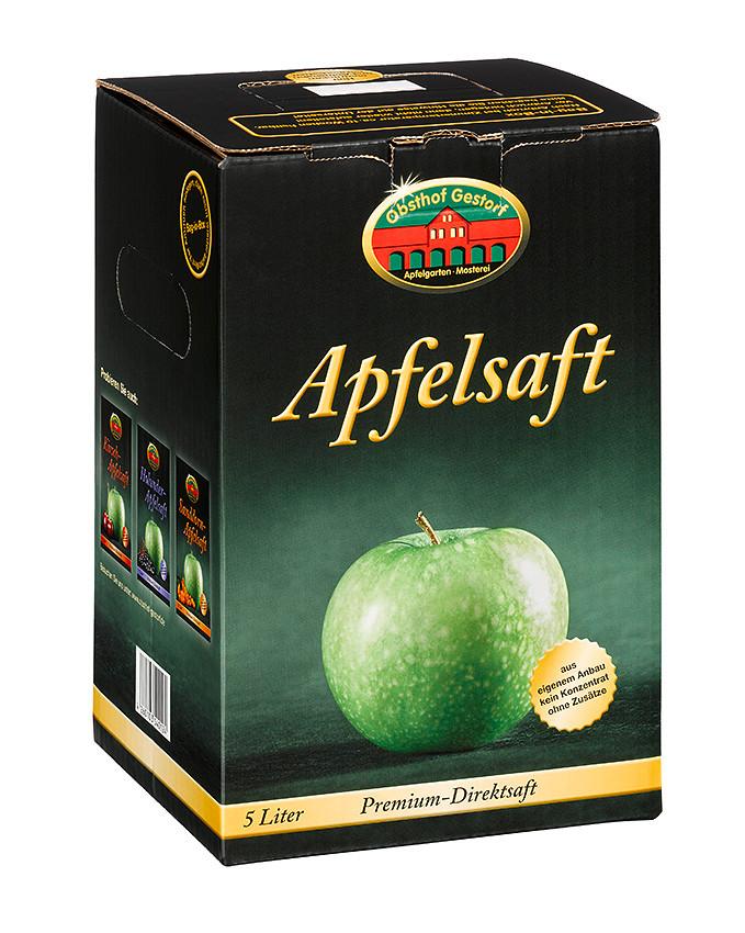 Premium Direkt-Apfelsaft