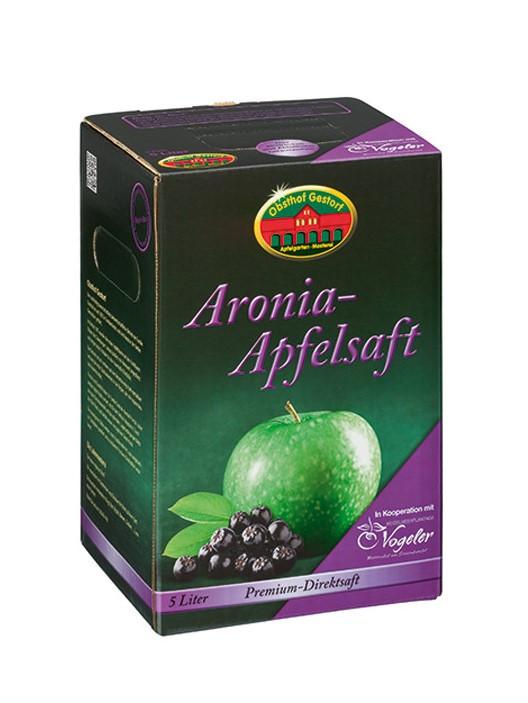 Aronia Apfelsaft
