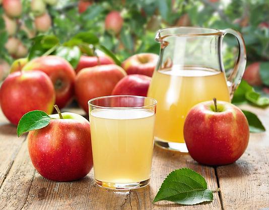 Äpfel, Fruchtsaft, Apfelsaft, frisch