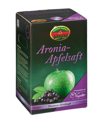 Aronia-Apfelsaft