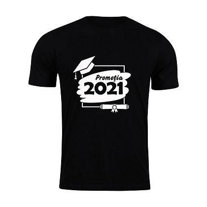 Tricou absolvire promotia 2021 Model 2