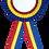 Thumbnail: Cocarda Tricolor personalizata