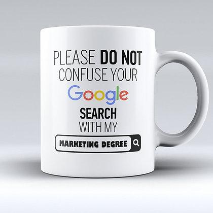 Marketing Degree