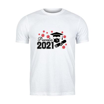 Tricou absolvire promotia 2021 Model 4