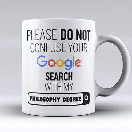 Philosophy degree