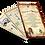 Thumbnail: Diploma personalizata standard (1-5 buc)