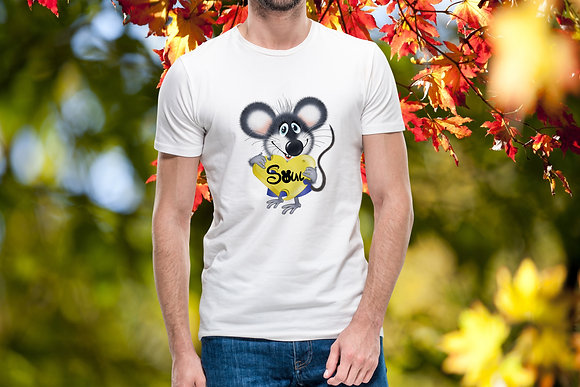 "Tricou personalizat ""Mouse"""