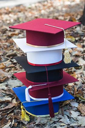 Toca absolvent (diverse culori)