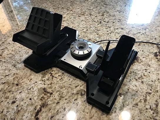 Rudder Pedal Installed.jpg