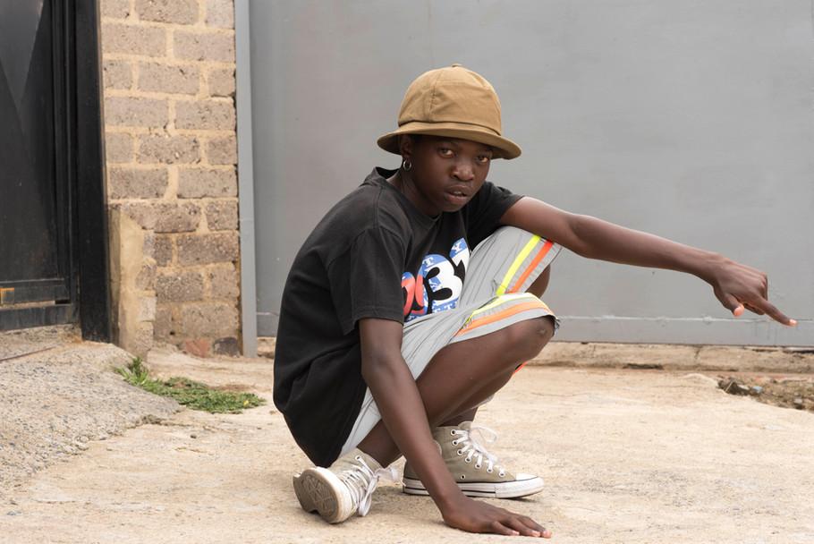 Egoli: Urban Pantsula