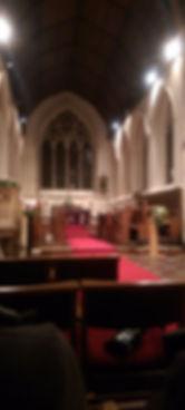 St Marys Church - Evening
