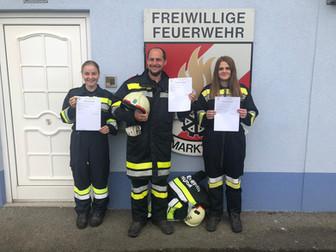 Ausbildungen in der Feuerwehr