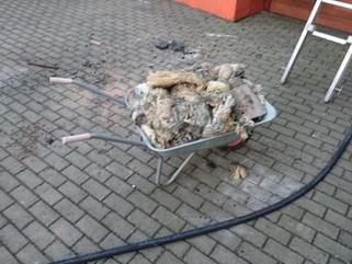 Brandeinsatz in Schlatzendorf