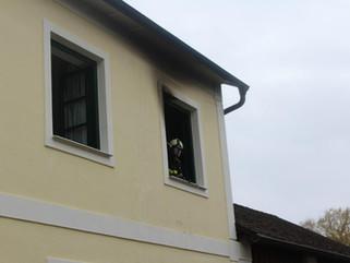 B3: Wohnhausbrand in Hürm