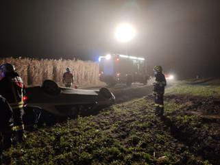 Verkehrsunfall (T2) in Thurnhofen