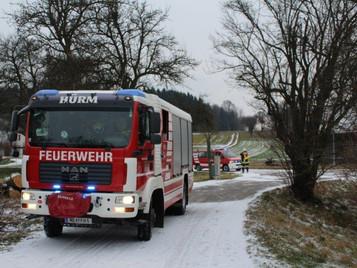 Kaminbrand in Hösing