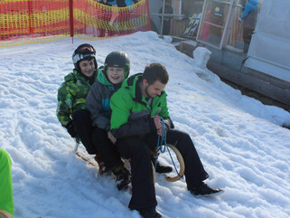 Skitag der Jugendfeuerwehr