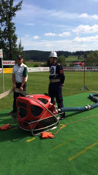 Vorbereitungsbewerb in Rohrbach