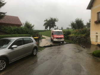 Hochwassereinsatz St.Leonhard/Forst und Ruprechtshofen
