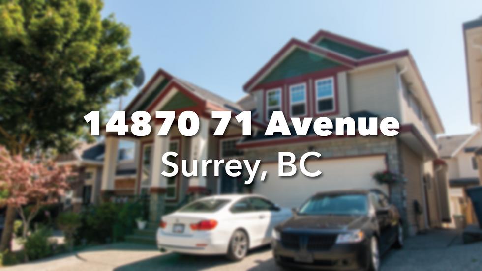 14870 71 Ave, Surrey, BC