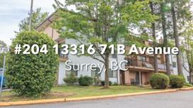 #204 13316 71B Ave, Surrey, BC