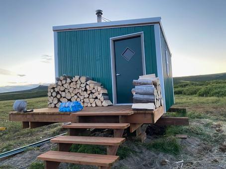 Topkok Cabin Phase II Complete