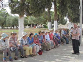 Benefice Pilgrimage to the Holy Land