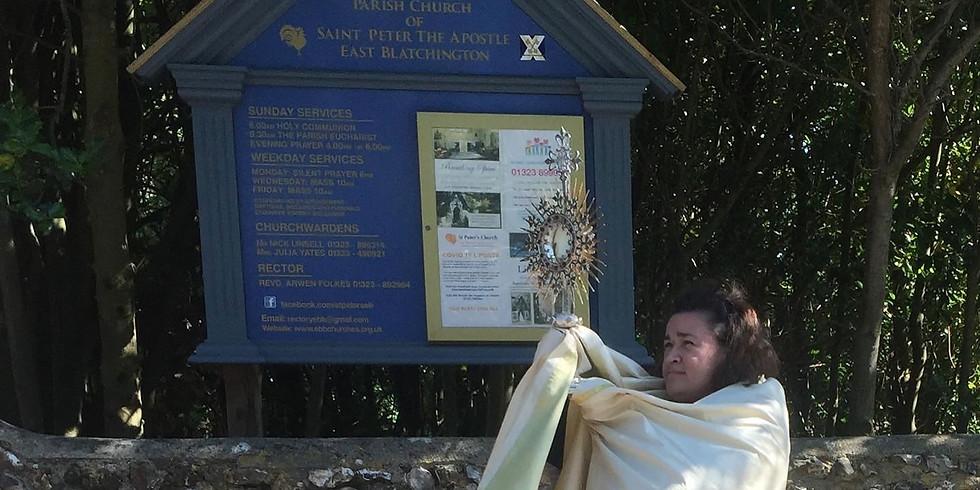 Festal Eucharist for Corpus Christi