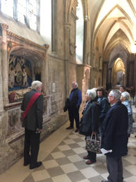 Visit to Canterbury Cathedral