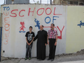 The School of Joy, one of our Christmas charities