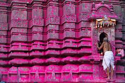 Ashish Gupta_Jyotiba Temple devotees vis