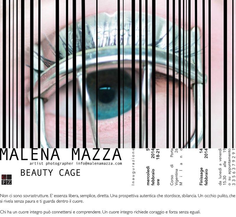 DEF Invito Malena Mazza- Beauty cage 5 febbraio