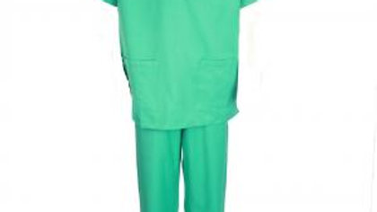 Surgeon Scrubs - Light Green
